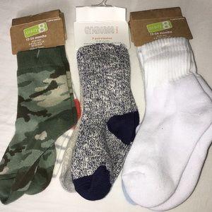 New Crazy 8 socks
